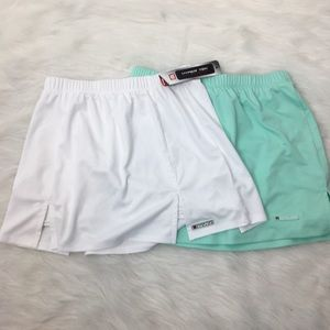 Set of 2 Wilson Brand Tennis Skirts - Medium
